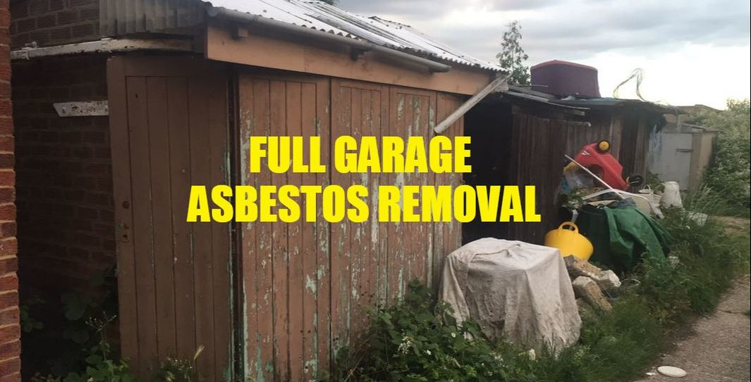 LONDON-GARAGE-ASBESTOS-REMOVAL-FREE-QUOTES-north- london-asbestos removal