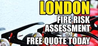 london fire risk assessment company
