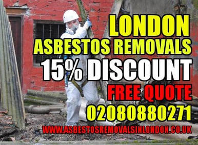 Asbestos disposal london